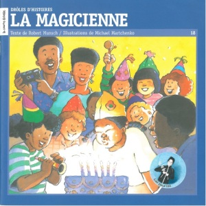 magicienne