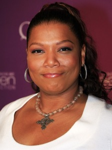 Queen Latifah poses for photographers at the BB King Blues Club & Grill while she holds a casting call to find next CoverGirl on January 29, 2007 in New York City. Photo by Gerald Holubowicz/ABACAUSA.COM (Pictured: Queen Latifah) [Photo via Newscom] krtabacaphotoslive186599_ABACA_A35901_010.JPG (Newscom TagID: krtabacaphotoslive186599) [Photo via Newscom]