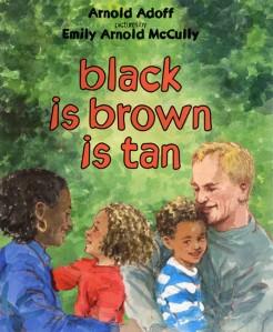 black brown tan