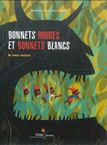 bonnets rouges blancs