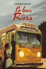 bus de rosa
