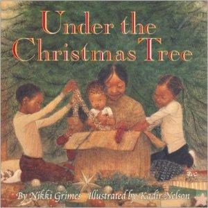 under the xmas tree