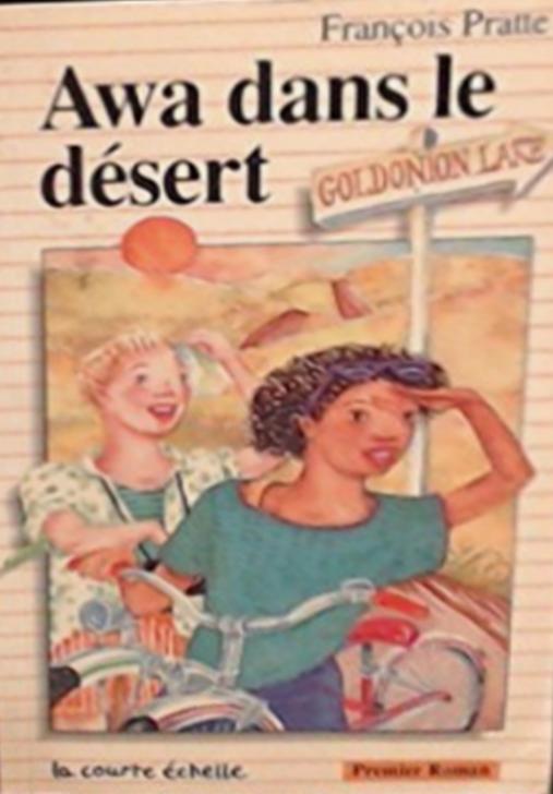 awa dans le désert