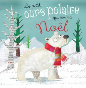 petit ours polaire noel