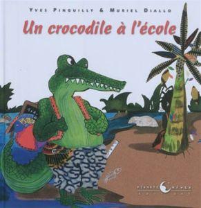 crocodile à l'école
