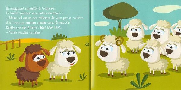 mouton différent2