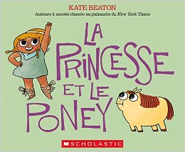 princesse-et-le-poney