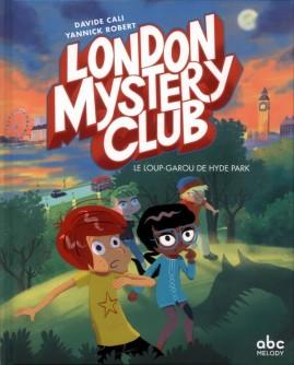 London mystery club