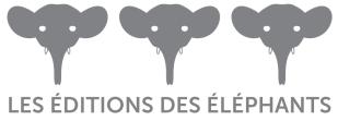 Éditions des éléphants logo