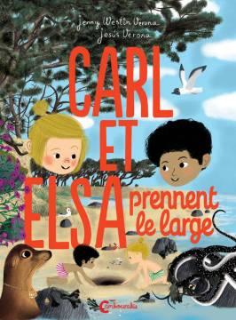 Carl et Elsa prennent le large