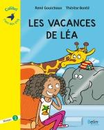 Les vacances de Léa Belin éducation