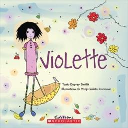 violette Tania Duprey Stehlik
