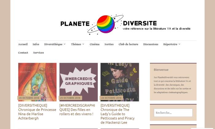 Mistikrak et Planète Diversité