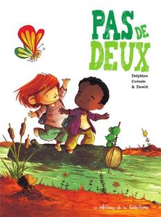 Pas de deux éditions de la gouttière Delphine Cuveele Dawid