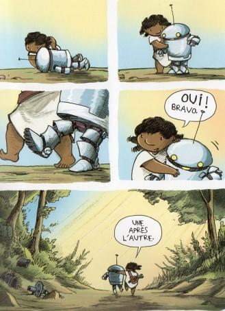 Petit Robot Ben hatke 2