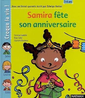Samira fête son anniversaire
