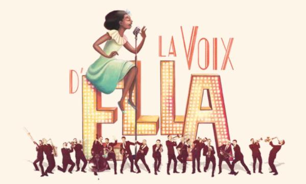La voix d'Ella spectacle the amazing keystone big band