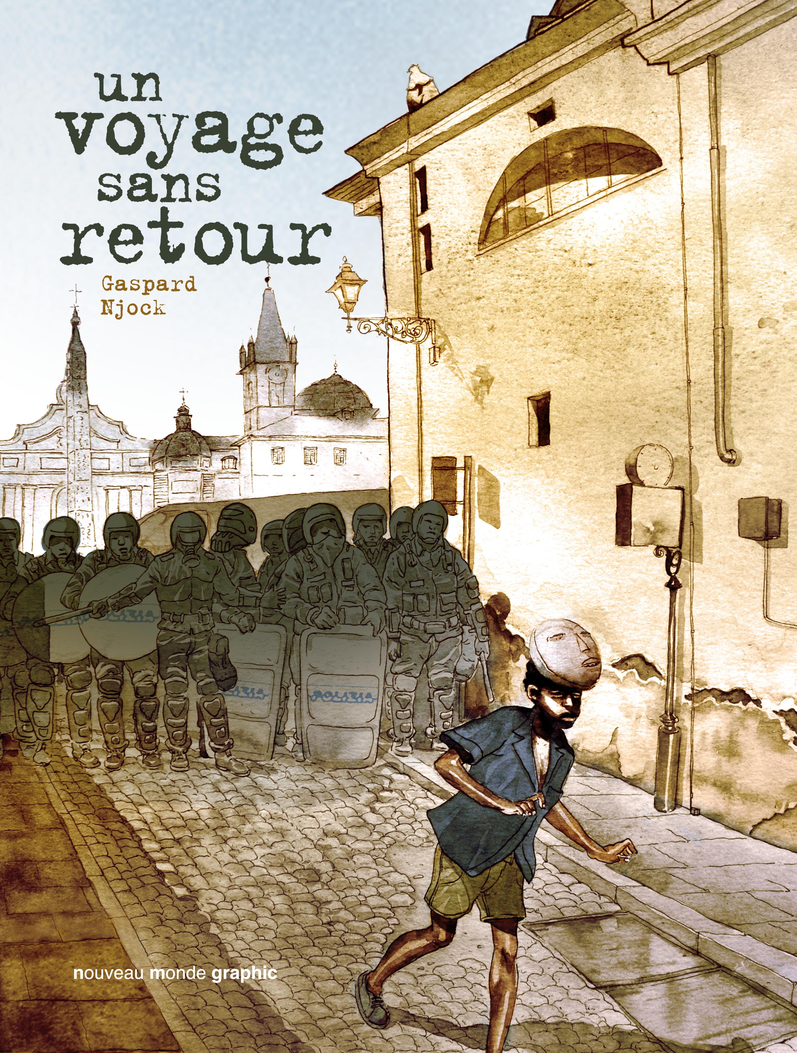Un voyage sans retour Gaspard Njock