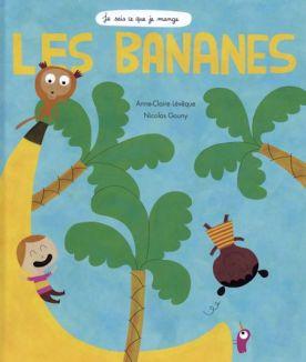 Je sais ce que je mange les bananes