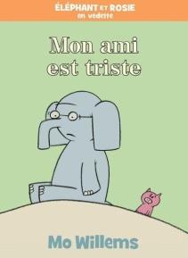 Mon ami est triste Éléphant et Rosie en vedette