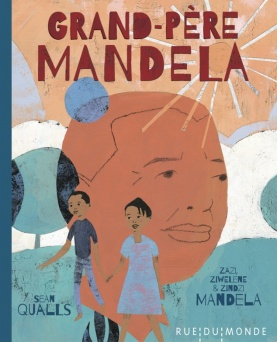Grand-père Mandela Sean Qualls Rue du monde