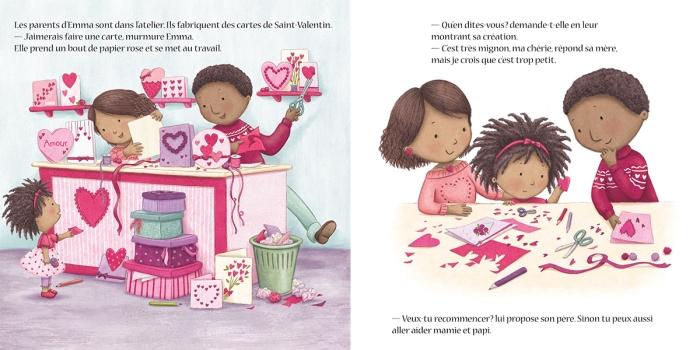 La valentine trop petite 2