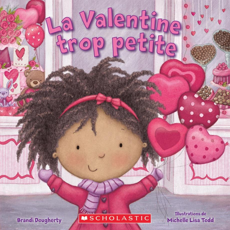 La valentine trop petite Brandi Dougherty