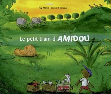 Le petit train d'amidou
