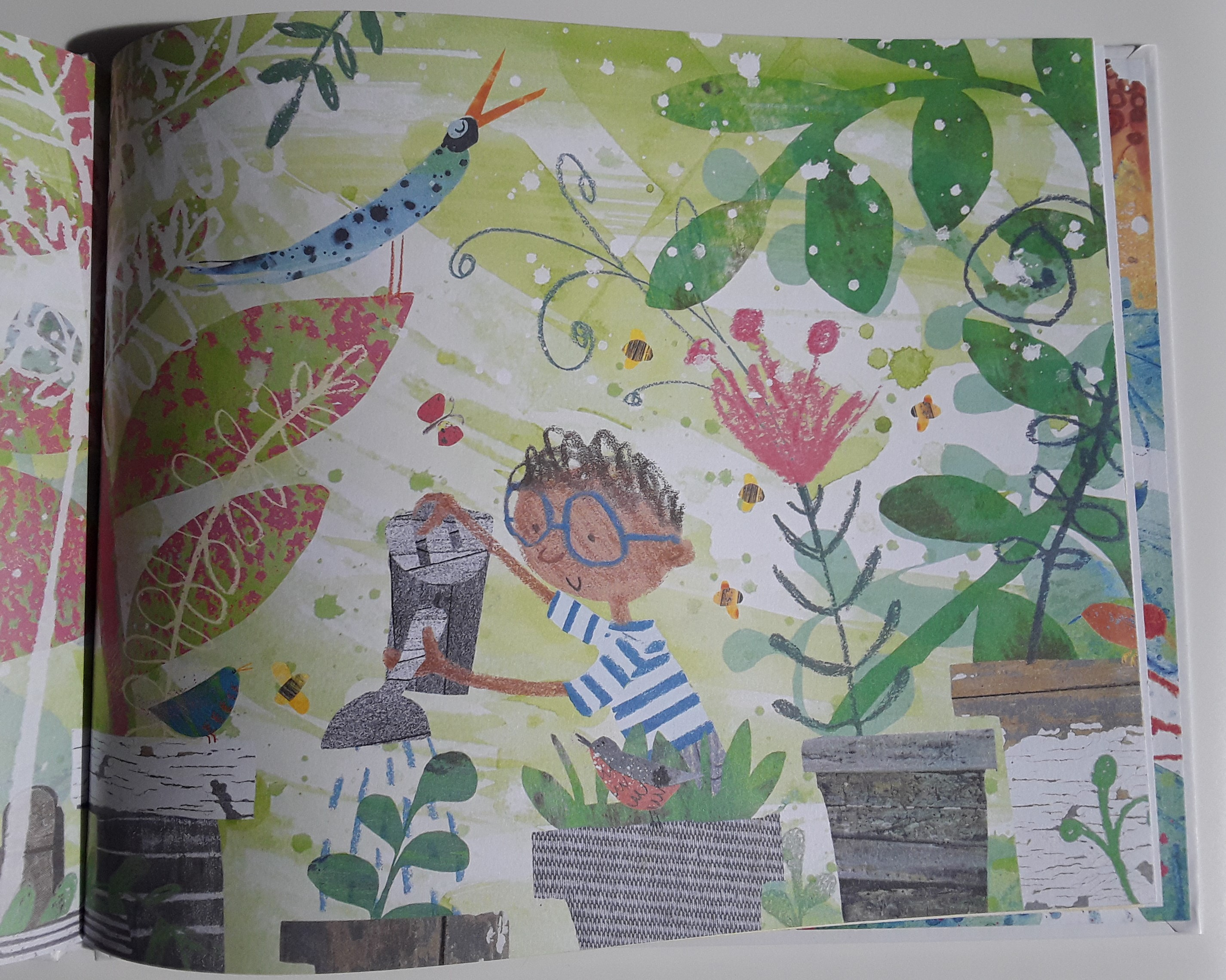 Petit jardinier 2
