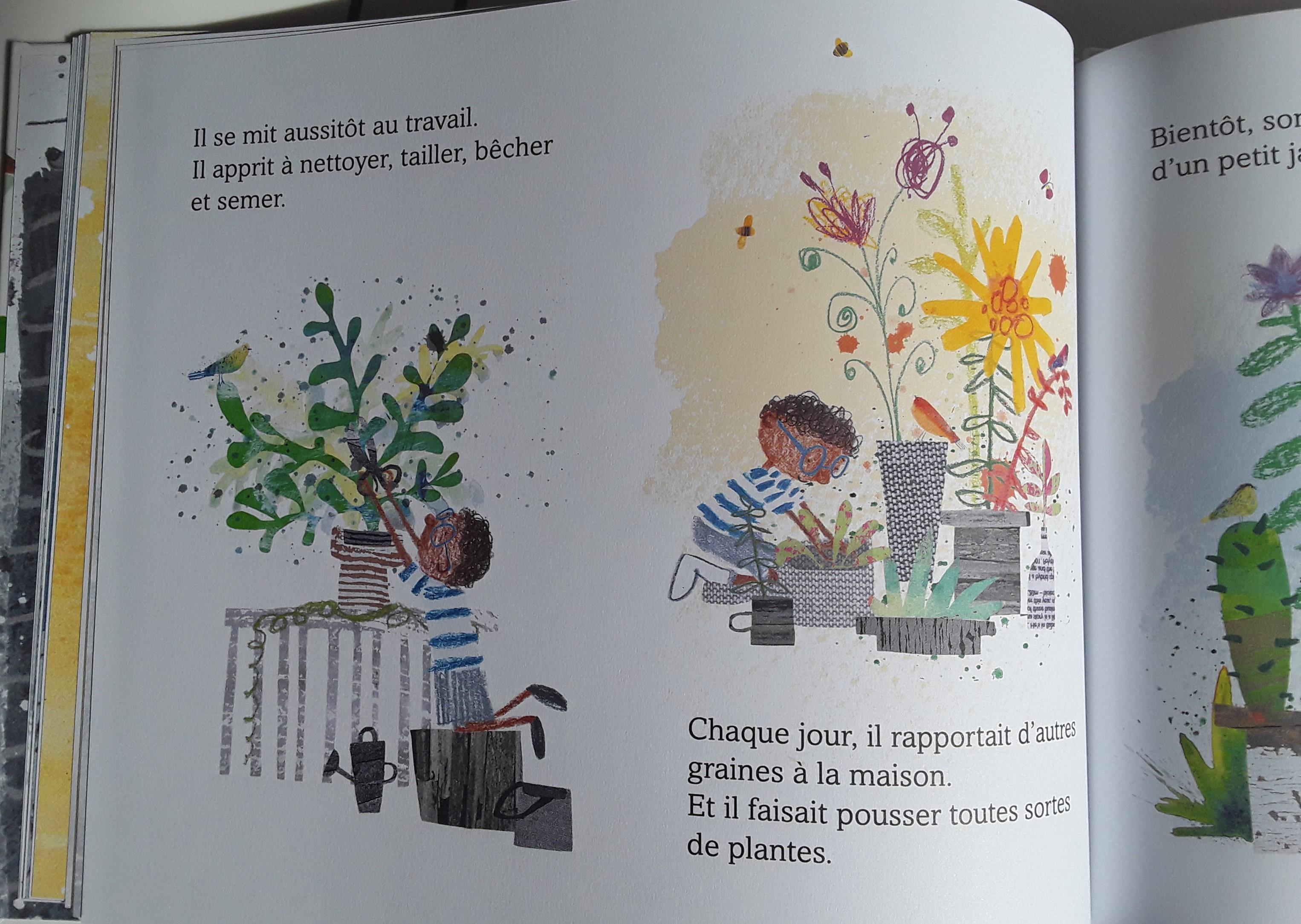 Petit jardinier 3