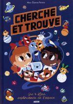 Cherche et trouve Gus et Lina explorateurs de l'espace