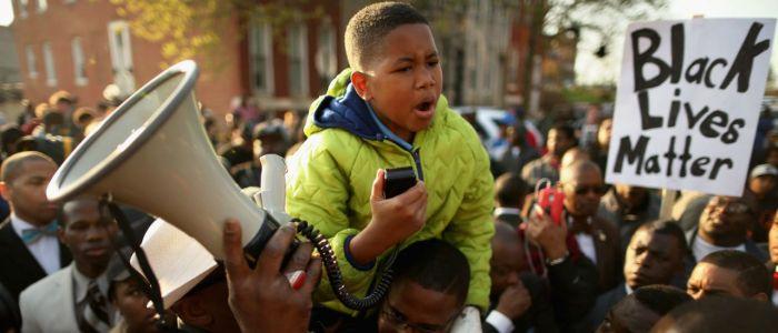 BLM Black lives matter USA