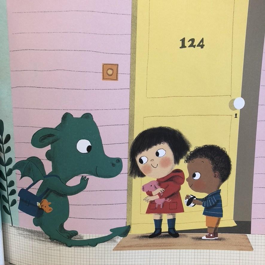 bonnes manières pour petits dragons 2
