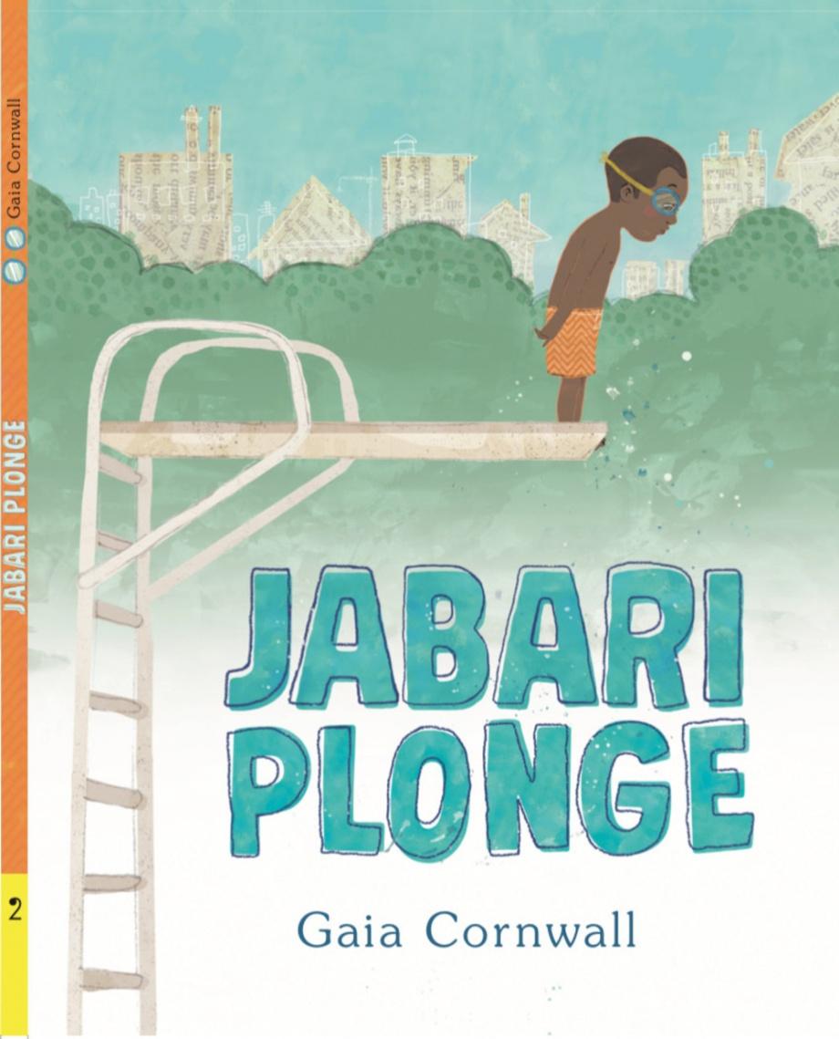 Jabari plonge