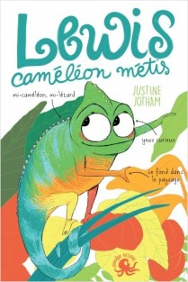 Lewis caméléon métis justine jotham