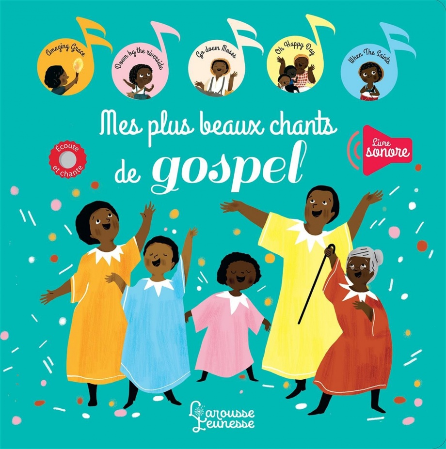 Mes plus beaux chants de gospel