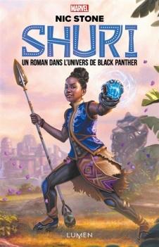 Shuri un roman dans l'univers de Black panther
